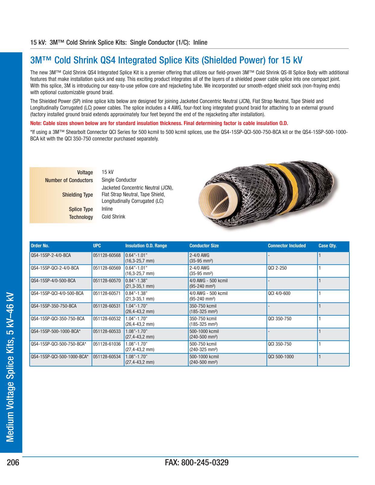 Medium voltage splice kits 5 kv 46 kv 3m big deal promotion page 205 videos greentooth Image collections